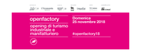 Open Factory 2018: l'industria incontra il territorio
